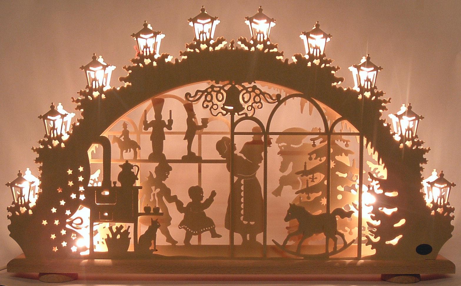 Scroll Saw Christmas Decorations