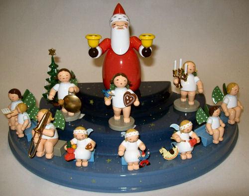 Wendt Und Kühn Weihnachtsbaum.Wendt Und Kühn Engelberg 3 Stufig