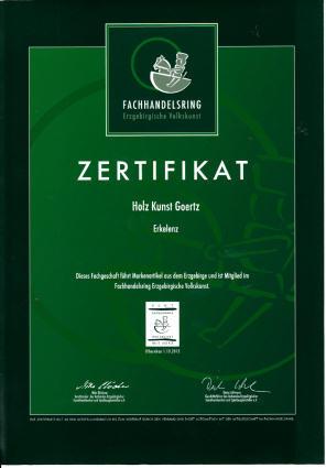 Fachhandelsring_Zertifikat